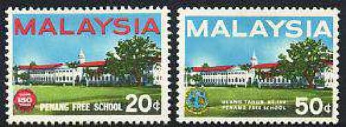 Penang school 2v; Year: 1966
