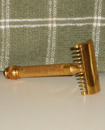 1931 Gillette Goodwill Safety Razor