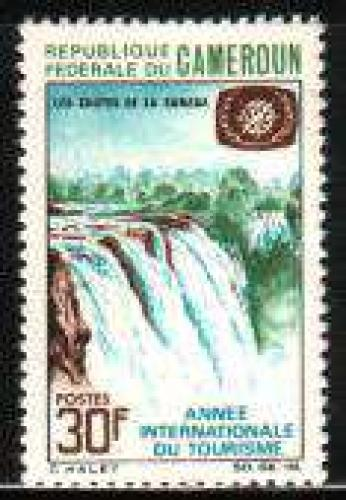 International year of tourism 1v; Year: 1967