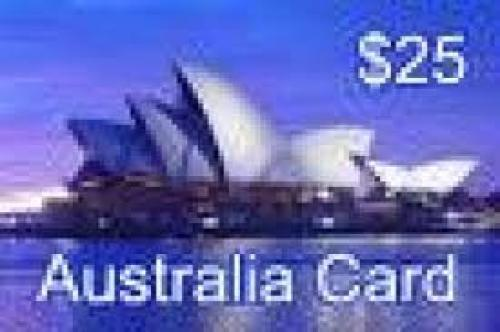 Australian Phone Card
