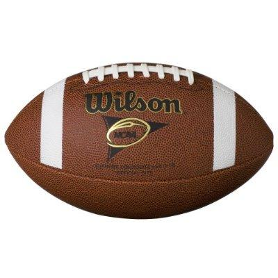 Wilson NCAA official size football NEW