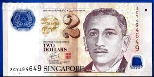 Banknotes; Banknotes; 1979 Singapore 20 Dollars Banknotes