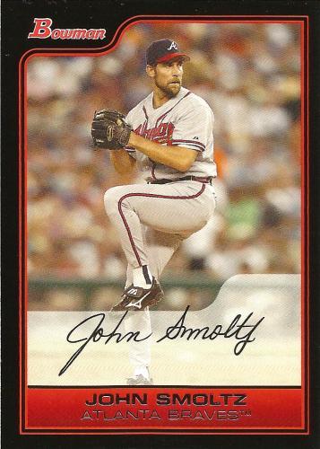2006 Bowman #3 ~ John Smoltz