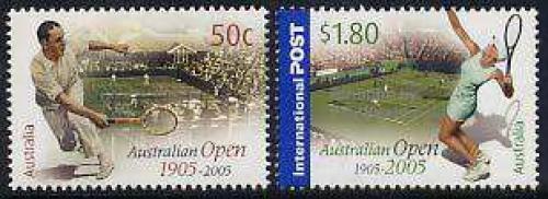 Australian open 2v