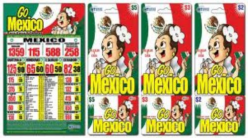 Go Go Mexico Phone Cards