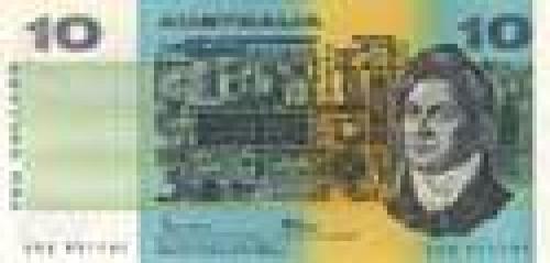 10 Dollars; Australia banknotes