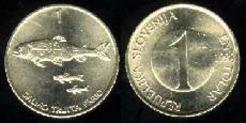 1 tolar 1992-1997 (km 4)