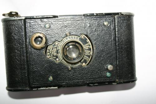 1913 EASTMAN KODAK A-127 VEST POCKET AUTOGRAPHIC SPECIAL CAMERA