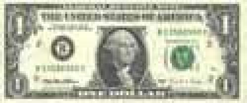 1 Dollar; Regular issues; (1964-1993)