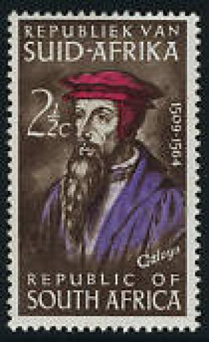 Calvyn 1v; Year: 1964