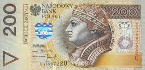 Banknotes; 200zlotych; Banknotes