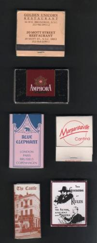 Match boxes From Belgium