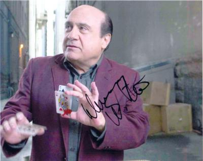 Danny DeVito autographed Even Money 8x10 photo