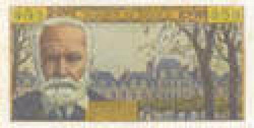 5 Nouveaux Francs; Second issue after reform