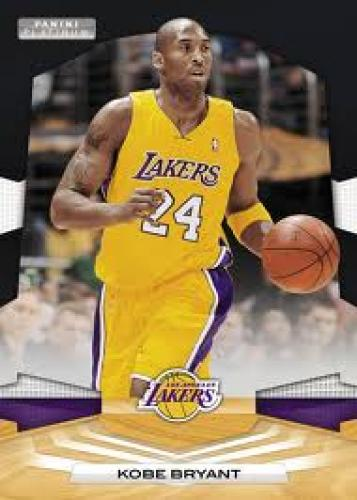 Basketball Card; Kobe Bryant, Lakers; First look: 2009-10 Panini Platinum basketball