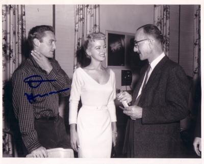 Dennis Hopper autographed vintage 8x10 photo