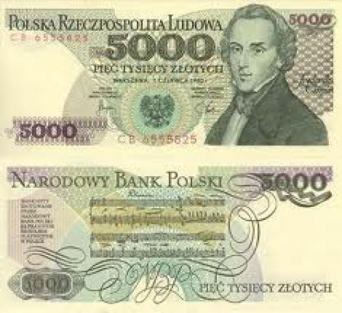 Banknotes; Poland, the 5000-zloty banknote