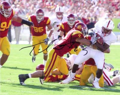 Taylor Mays autographed USC Trojans 8x10 photo