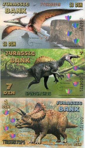 JURASSIC BANK