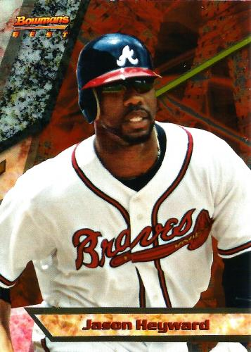 2011 Bowman Bowman's Best #BB15 ~ Jason Heyward