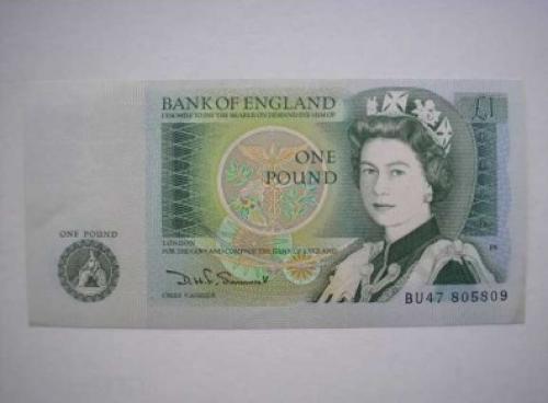 United Kingdom/ England 1 Pound