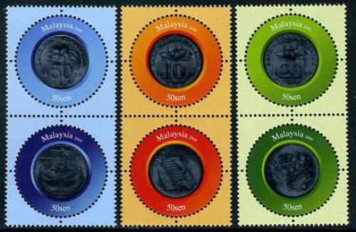 Coins 6v (3x[:])