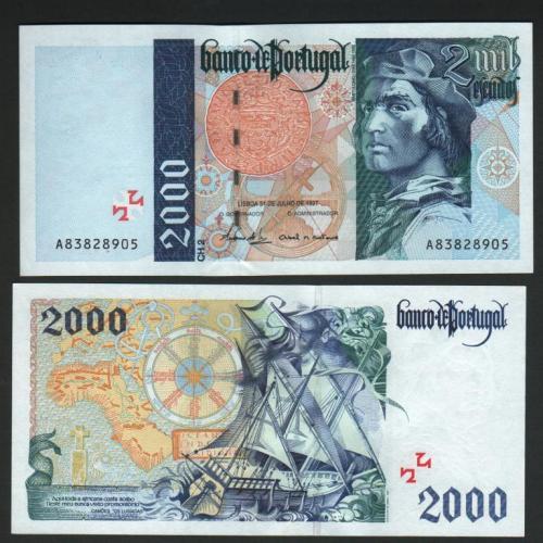Portugal 2000esc 1997