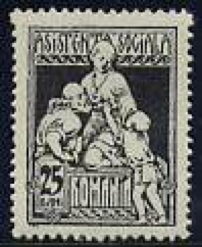 Social assistance 1v; Year: 1928