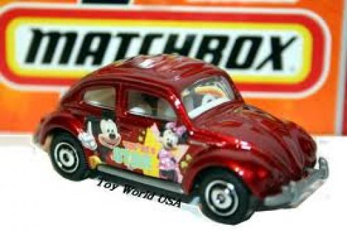 Cars; VW Beetle mickey mouse Image