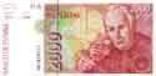 2000 Dos Mil Pesetas