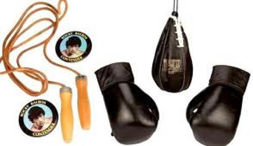 Sylvester Stallone(Rocky); Memorabilia