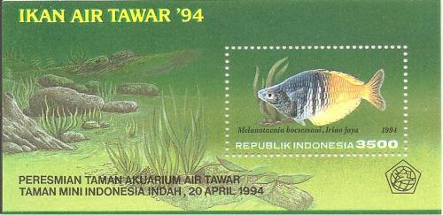 Indonesian - Stamps