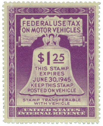 vio, motor vehicle stamp