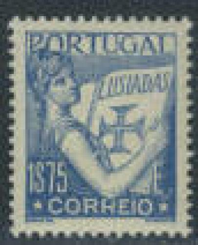 Definitive 1v; Year Issue: 1938