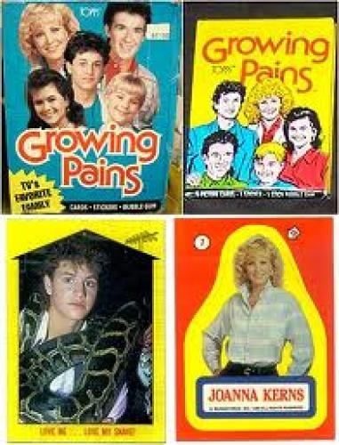 Growing Pains Cards