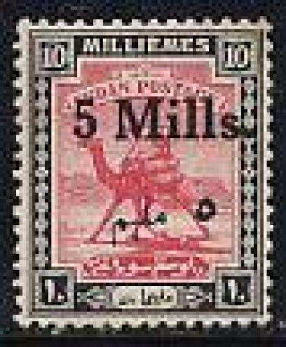 Overprint 1v; Year: 1940