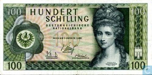 Austria 100 Schilling