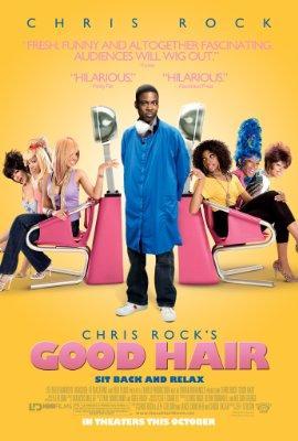 Good Hair mini movie poster (Chris Rock)