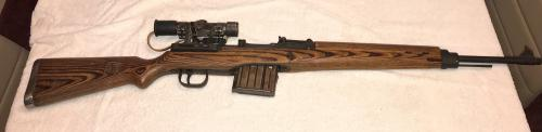 WW2 German G43 SNIPER RIFLE