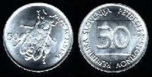 50 stotinov 1992-1996 (km 3)