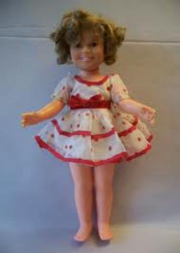 Memorabilia; 1972 Shirley Temple Doll Ideal