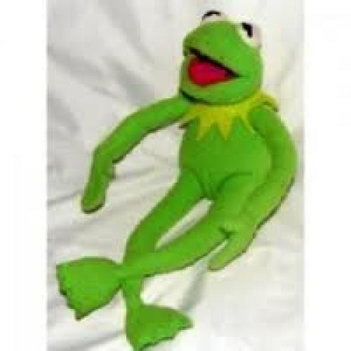 Kermit Stuffed Doll
