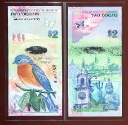 Bermuda Banknotes