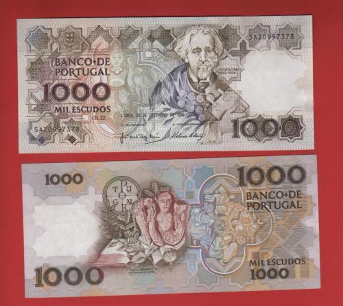 Portugal 1000es 1990