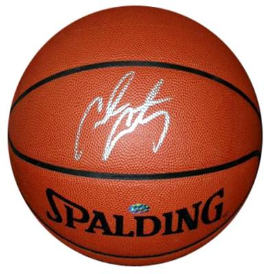 Carmelo Anthony autographed Spalding NBA game model basketball PSA/DNA