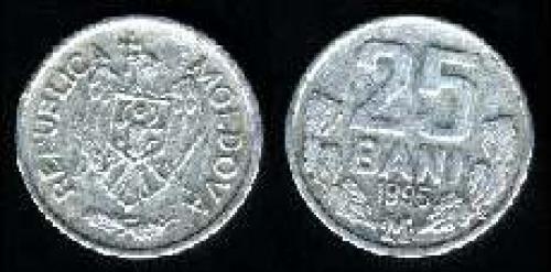 25 bani 1993 (km 3)
