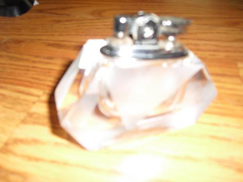 VINTAGE SWANK LUCITE TABLE TOP CIGAR LIGHTER