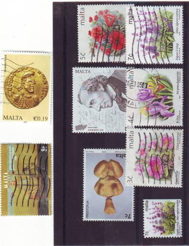 Mix stamps