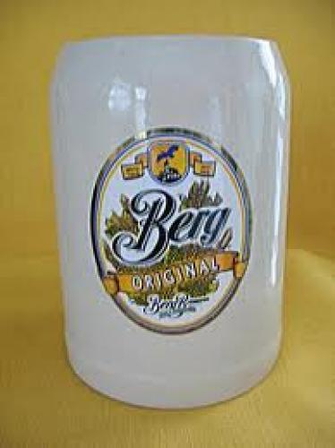 Berg Brauerei Souvenir German Beer Stein