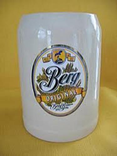 Berg Brauerei Souvenir German Beer Stein